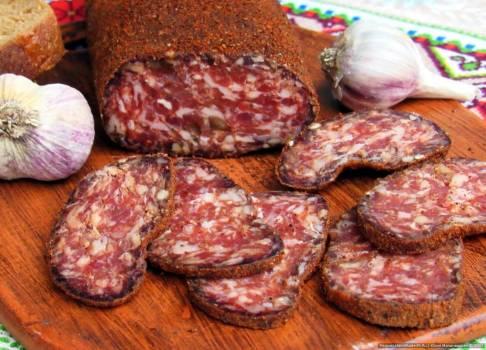 Рецепт приготовления вяленого мяса в домашних условиях