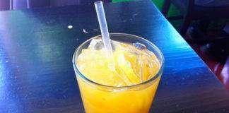apelsinovyj limonad s imbirem
